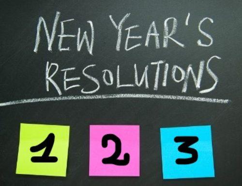Quelques clés pour tenir ses bonnes résolutions en 2019 !
